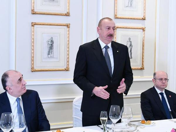 Prezident İlham Əliyev: Azərbaycanın texnoloji cəhətdən yenilənməsi bizim prioritetimizdir