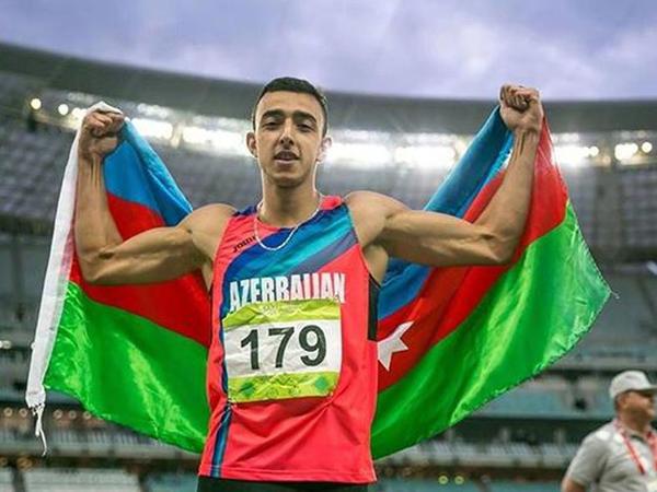 Nazim Babayev Olimpiadaya vəsiqə qazandı