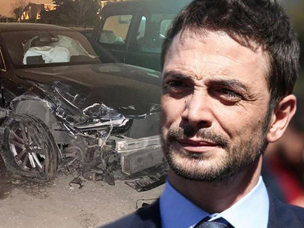 Ahmet Kuralın sürücülük vəsiqəsi əlindən alındı - FOTO