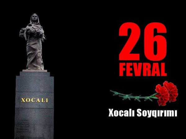 """Xocalı soyqırımının 28-ci ildönümü ilə bağlı """"Tədbirlər Planı"""" təsdiqləndi"""