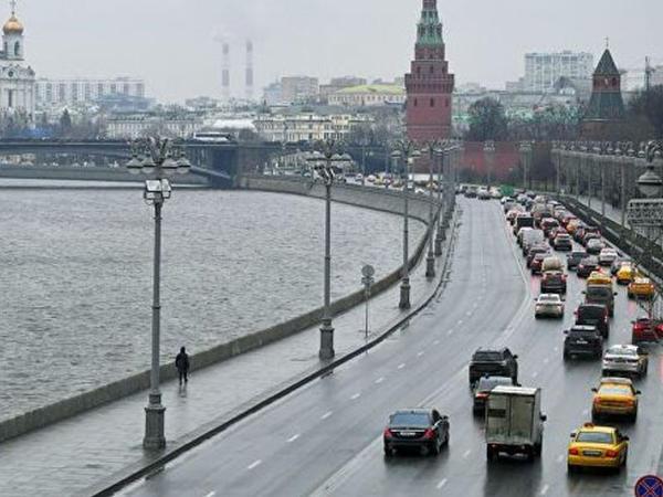 Moskvada qışın ən isti günü qeydə alınıb