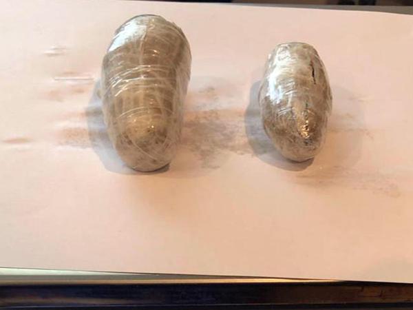Yevlax sakinindən 1 kiloqrama yaxın heroin götürüldü