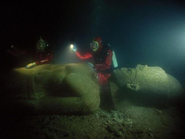 Suya batmış şəhər - Heraklion