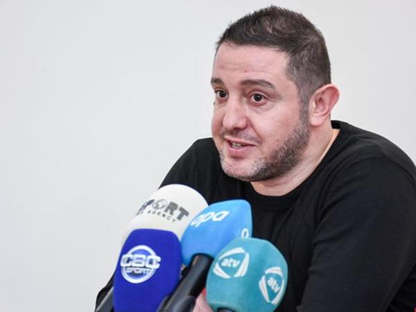 """Nihat Kahveci: """"Azərbaycanın bizi dəstəkləyəcəyinə şübhəmiz yoxdur"""""""