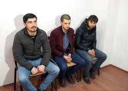 Narkotik satan şəxslər saxlanıldılar - FOTO