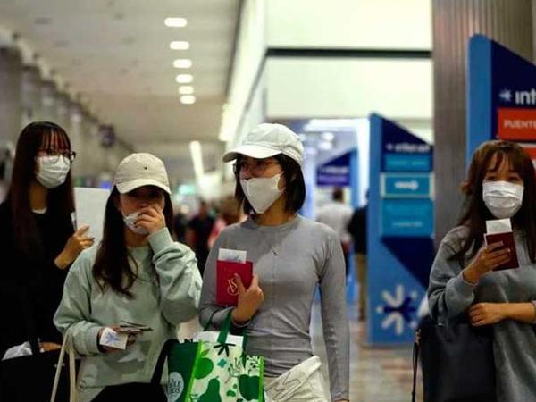Cənubi Koreyada yeni növ koronavirusa yoluxanların sayı 556 nəfərə çatıb