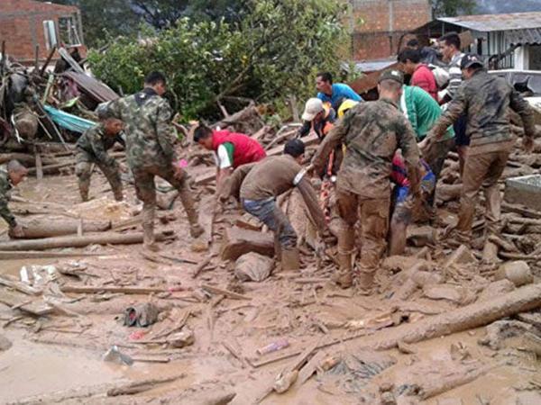 Peruda sel və daşqınlar nəticəsində 4 nəfər ölüb