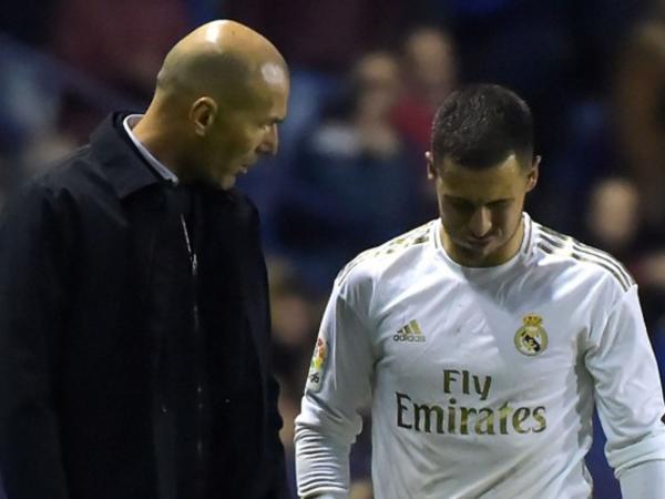 """""""Real Madrid""""də Hazard şoku"""