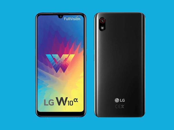 """LG şirkəti orta büdcəli W10 Alpha smartfonunu təqdim edib - <span class=""""color_red"""">QİYMƏTİ</span>"""