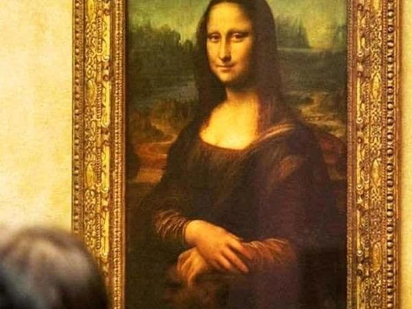Mona Lizanın sirri TAPILDI - FOTO
