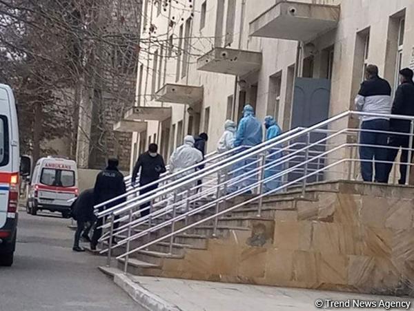 İrandan gələn iki nəfər koronavirusla bağlı Kliniki Tibbi Mərkəzə yerləşdirildi