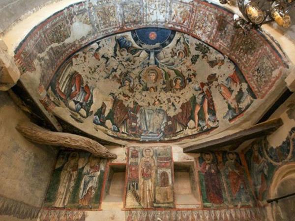 Misirin Natrun Vadisi monastırının UNESCO-nun Dünya İrsi Siyahısına daxil edilməsi barədə müraciət edilib