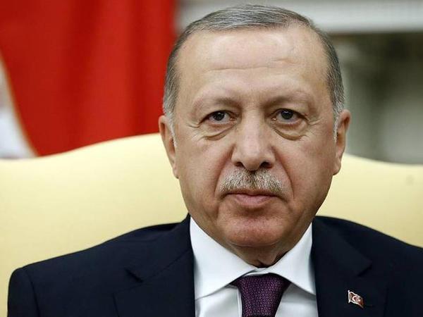 """Ərdoğan: """"2019-cu ildə Türkiyə ilə Azərbaycan arasında ticarət dövriyyəsi 25 faiz artıb"""""""