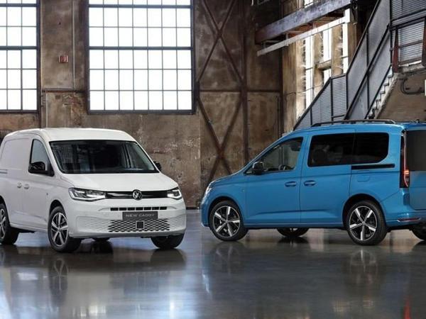 Volkswagen Caddy modelinin beşinci nəsli debüt edib - FOTO
