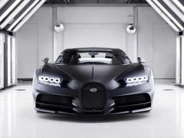 Bugatti şirkəti 250-ci Chiron modelini yığıb - FOTO