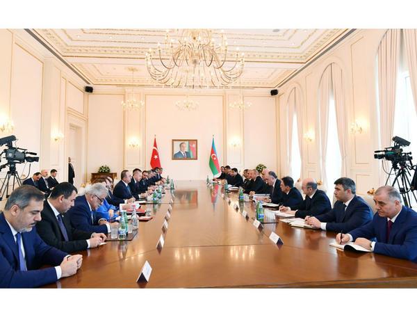 Azərbaycan-Türkiyə Yüksək Səviyyəli Strateji Əməkdaşlıq Şurasının VIII iclası keçirilib