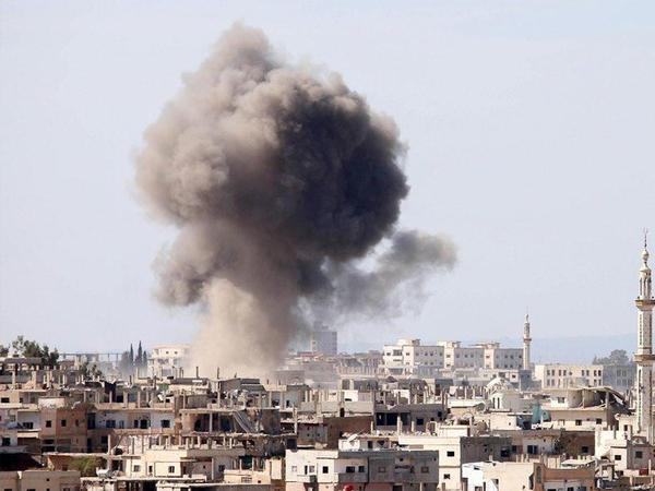 Suriyada sutka ərzində ikinci partlayış baş verib