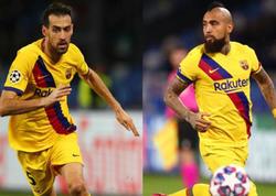 """""""Barselona"""" """"Napoli"""" ilə cavab oyununa ciddi itkilərlə çıxacaq"""