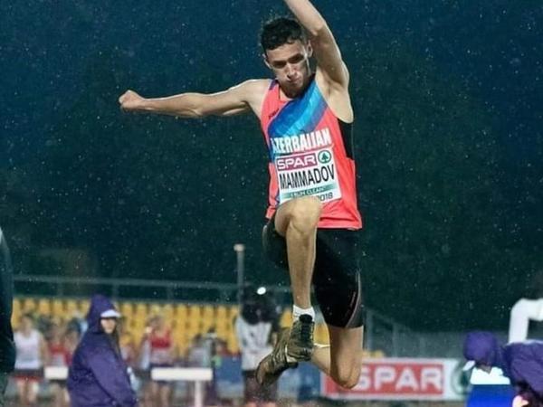 Rüstəm Məmmədov qızıl medal qazanıb