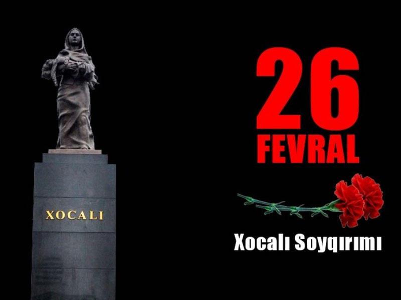 """Əsrin vəhşiliyi: Fevralın 26-da """"Xocalı soyqırımı""""nın ildönümüdür - Rusiya nəşri"""