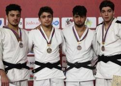Cüdo üzrə Azərbaycan birinciliyində fərdi yarışlar başa çatıb - FOTO