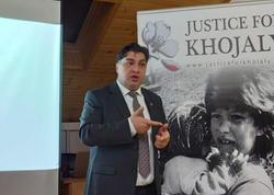Bolqarıstanda Xocalı soyqırımı anıldı - FOTO