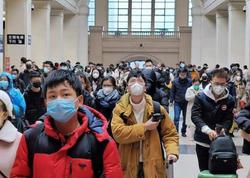 """Çində yeni növ koronavirusdan ölənlərin sayı <span class=""""color_red""""> 2744 nəfərə çatıb</span>"""