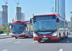 """Metrodakı sərnişin sıxlığına görə əlavə avtobuslar cəlb edilir - <span class=""""color_red"""">BNA</span>"""