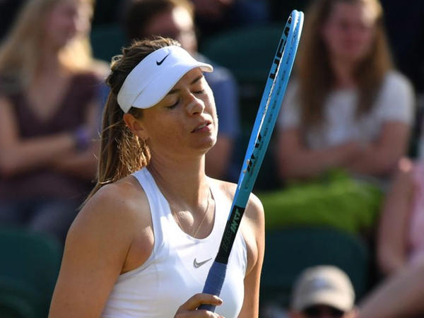 Mariya Şarapova tennislə vidalaşdı