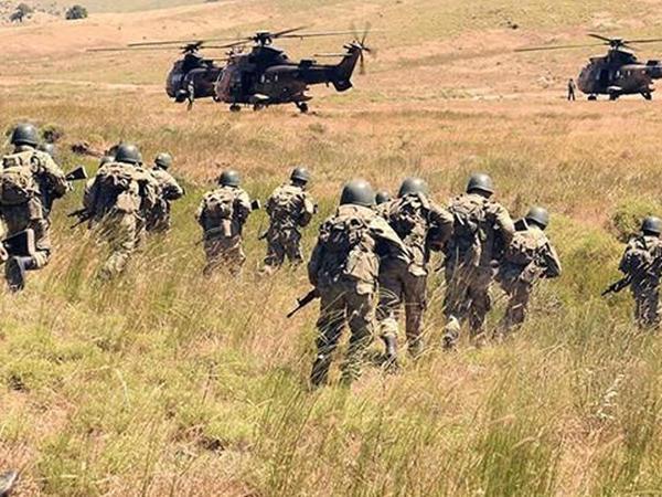 Türkiyə ordusu 114 Suriya hərbçisini zərərsizləşdirib