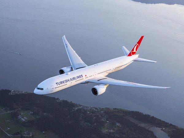 Türk Hava Yolları Naxçıvana uçuşları müvəqqəti dayandırdı