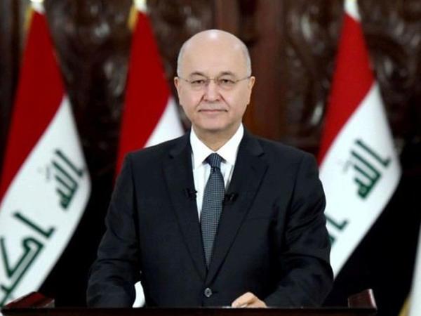 Bərham Saleh Prezident İlham Əliyevi təbrik edib