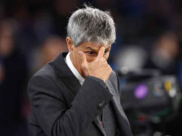 """""""Barselona""""nın baş məşqçisi """"Real""""ın oyununda"""