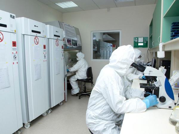 """AQTA-nın laboratoriyaları xüsusi hazırlıq vəziyyətinə gətirildi - <span class=""""color_red"""">Koronavirusla bağlı - FOTO</span>"""