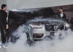 """""""Volvo Cars Azərbaycan"""" yeni modeli - PLUG-IN HYBRID-i təqdim etdi - <span class=""""color_red"""">FOTO</span>"""