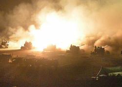 """Türkiyə Suriyada hücuma keçdi: <span class=""""color_red"""">güclü bombardmanlar başlandı - VİDEO - FOTO</span>"""