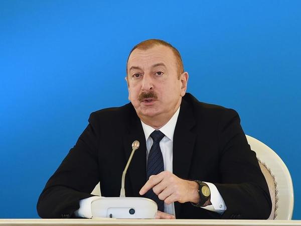 Azərbaycan Prezidenti: Əminəm ki, Cənub Qaz Dəhlizi layihəsi tamamlanandan sonra bizim çoxtərəfli əməkdaşlığımız digər sahələrdə davam edəcək