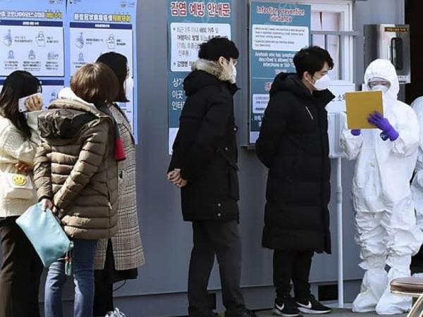Koronavirusa görə 53 ölkə Cənubi Koreya ilə gediş-gəlişə məhdudiyyət tətbiq edir