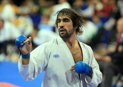 Rafael Ağayev olimpiadaya lisenziya qazandı