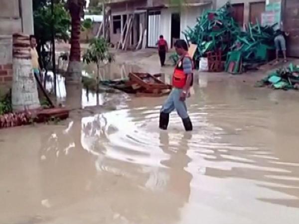 Bu ölkədə leysan yağışlar səbəbindən 5 nəfər ölüb