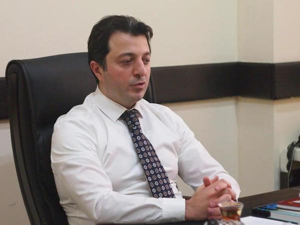 """Tural Gəncəliyev: """"Erməni icması bilsin ki, onların qanuni seçilmiş millət vəkili artıq var"""" - MÜSAHİBƏ"""