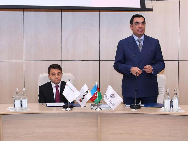 Bakı Ali Neft Məktəbi PAŞA Bankla əməkdaşlığa başladı