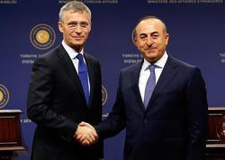 Çavuşoğlu və Stoltenberq İdlibdəki vəziyyəti müzakirə ediblər