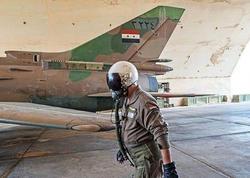 Türkiyə suriyalı pilotların canına qorxu salıb - VİDEO
