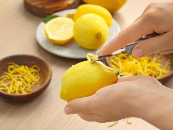 Limon qabıqlarını atmayın - İnanılmaz faydaları var