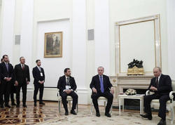 Putin Türkiyə Prezidenti ilə danışıqlar asan keçməsə də, pozitiv başa çatdı