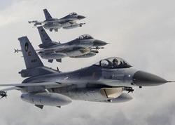 """Rusiya təyyarələri əməliyyat bölgəsinə yaxınlaşdı: <span class=""""color_red"""">Türkiyə F-16-ları havaya qaldırıldı</span>"""