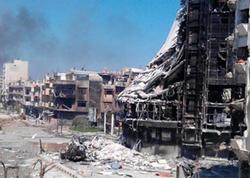Suriyanın hava hücumundan müdafiə qüvvələri iki raket hücumunu dəf edib