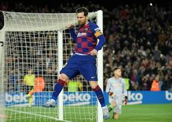 Messi Avropanın ən yaxşı 5 liqasının bombardiri olub