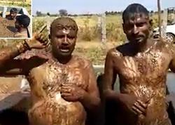 Koronavirusdan qorunmaq üçün nəcis ilə duş qəbul etdilər - FOTO